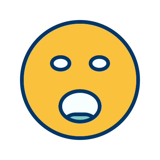 Emoticon, Face, Shouting, Smiley Icon Free Of Emoticons Filled Two