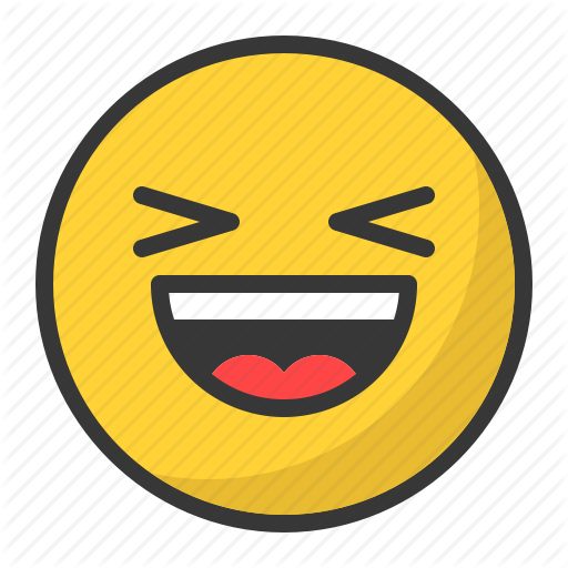 Laughing Face Emoji Transparent Png Clipart Free Download