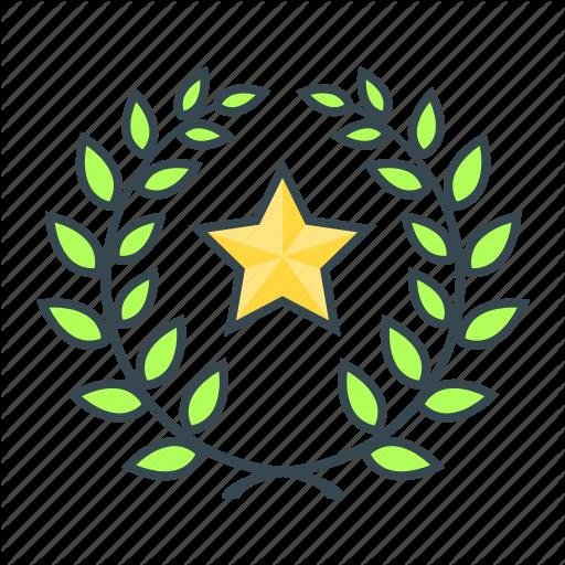 Laurel Wreath, Premium, Premium Product, Prize, Product, Star