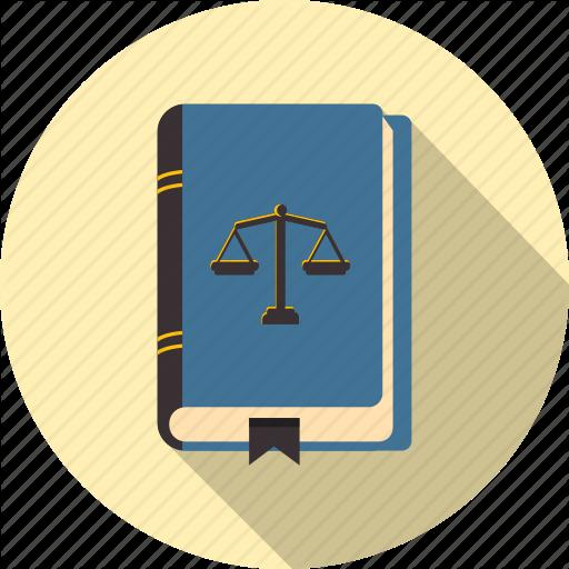 Act, Balance, Book, Criminal Law, Justice, Law, Legislation Icon