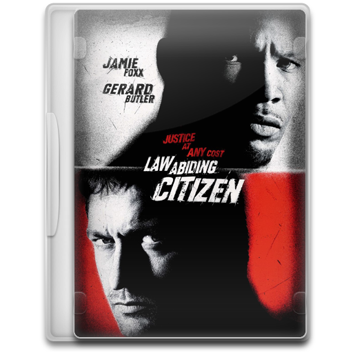 Law Abiding Citizen Icon Movie Mega Pack Iconset
