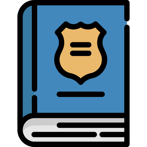 Law Book Law Png Icon