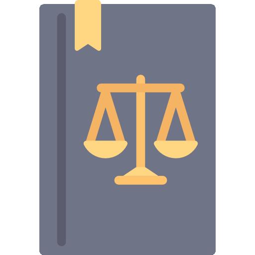 Law Icon Justice Freepik