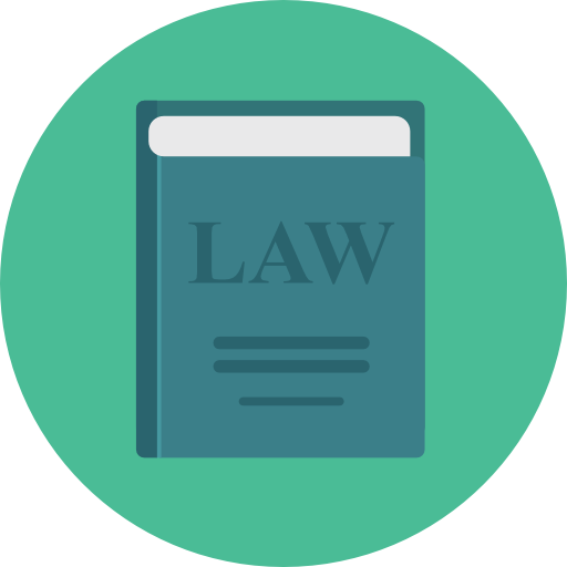 Justice, Bible, Oath, Book, Education, Law, Gavel Icon