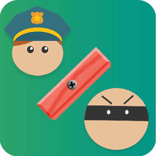 Police And Thief Maze Icon Police And Thief Maze Game Maze