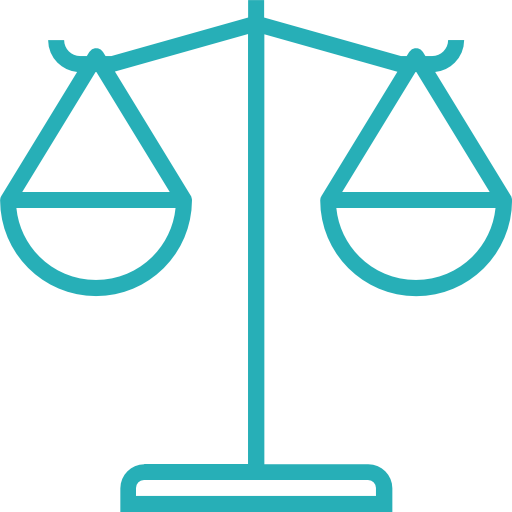 Law Icon Free Of Minimal Business Line Icons