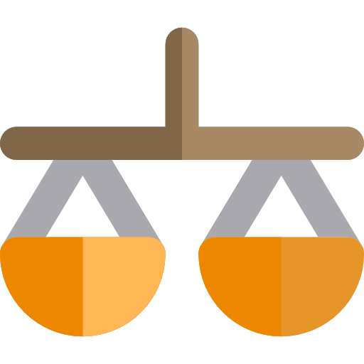 Business, Law, Judge Icon