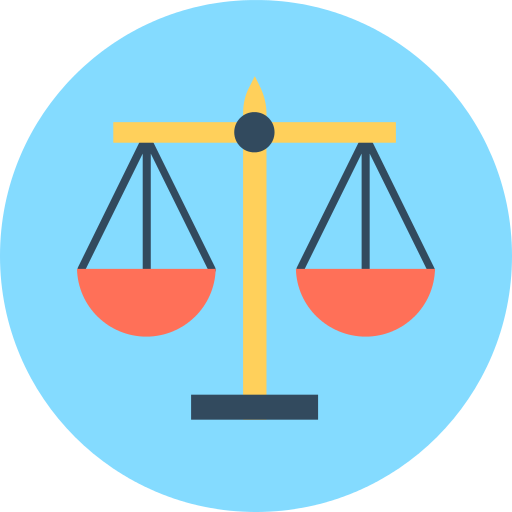 Balance Law Png Icon