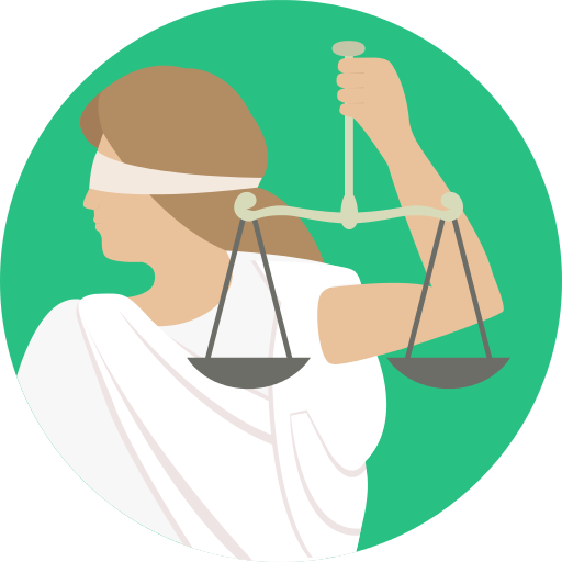 Justice Png Icon