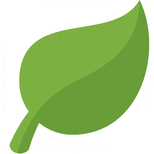 Iconexperience G Collection Leaf Icon