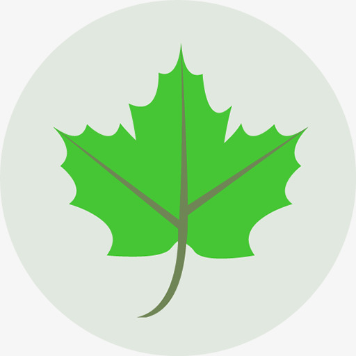 Leaf Icon, Icon, Environmental Protection, Leaves Png Image
