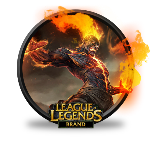 Brand Icon League Of Legends Iconset