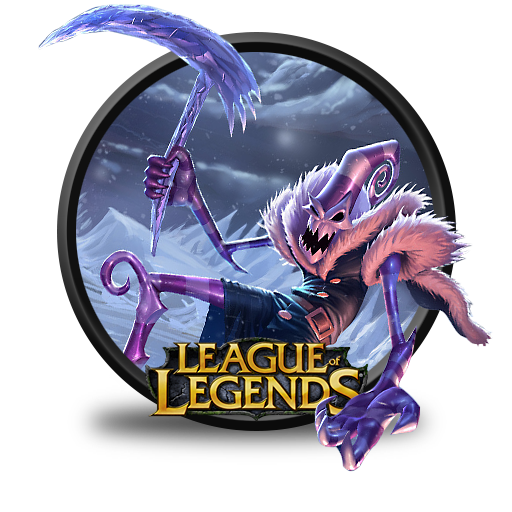 Fiddlestick Dark Candy Icon League Of Legends Iconset