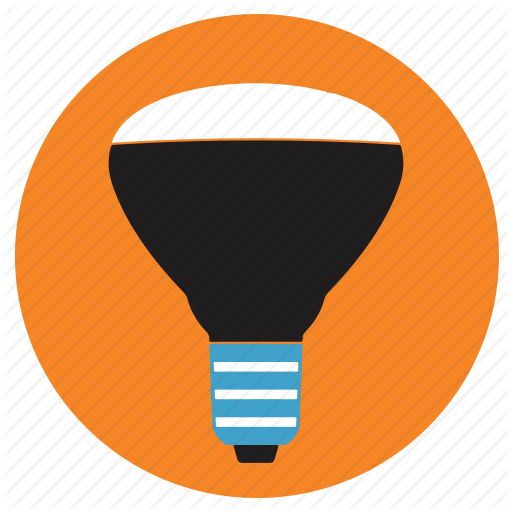Appliances, Bulb, Home, Led Icon