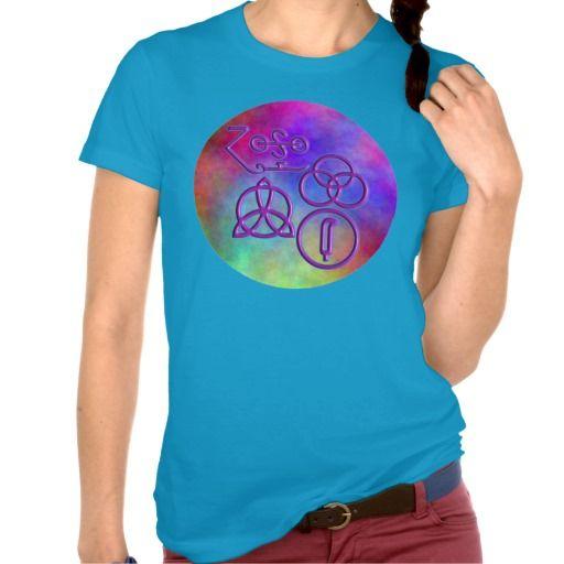 Rainbow Zeppelinism Symbols Led Ur Head Symbols