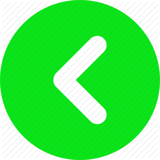 Arrow, Click Left, Go Left, Green Arrow, Move Left, Slider Arrow Icon