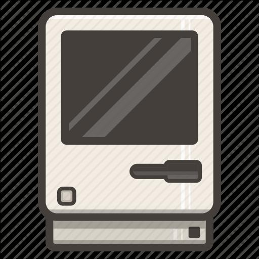 Computer, Imac, Legacy, Monitor Icon