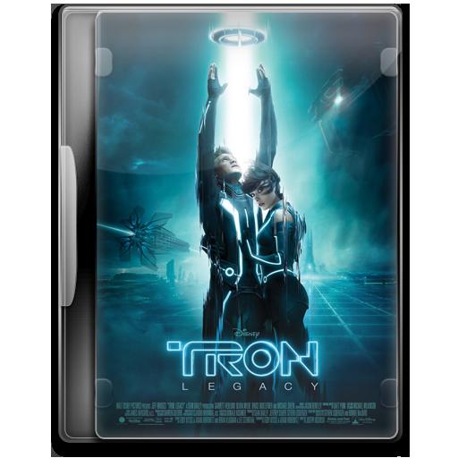 Tron Legacy Icon Movie Mega Pack Iconset