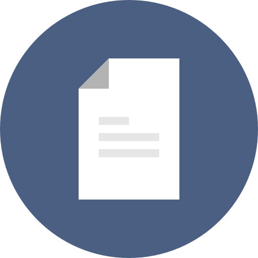 Document Icon Free Of Free Flat Business Icons
