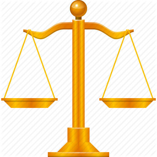 Balance, Law, Lawyer, Legal, Scale, Scales, Weight Icon
