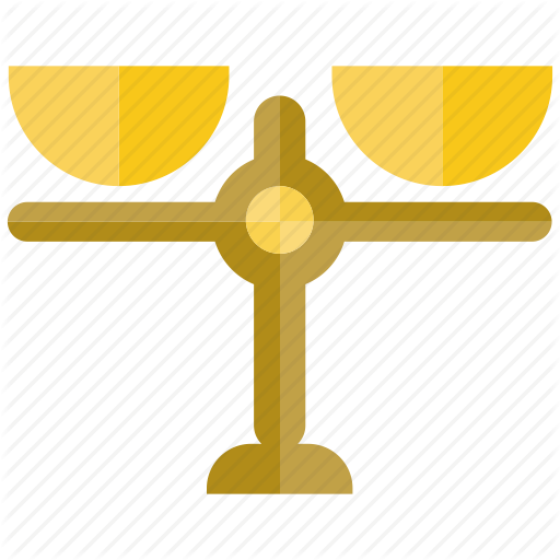 Pictures Of Legal Scales Icon