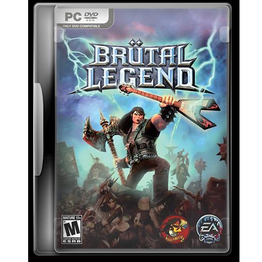 Brutal Legend Icon