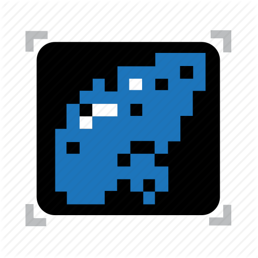 Ocarina, Pixel Icon