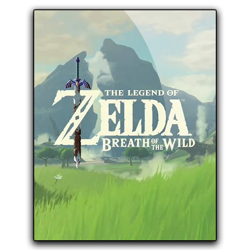 Icon The Legend Of Zelda Breath Of The Wild