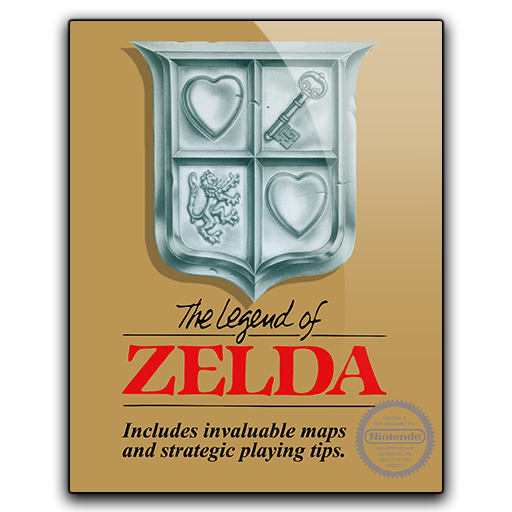 Icon The Legend Of Zelda