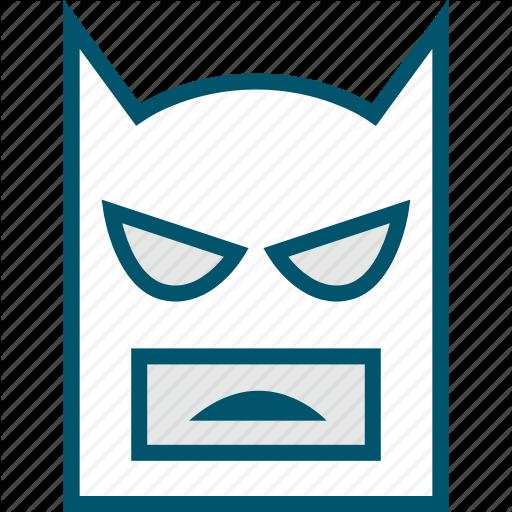 Batman, Game, Lego, Mask Icon