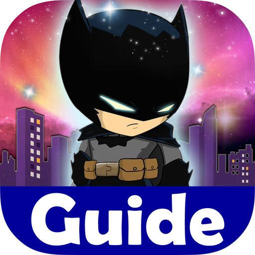 Guide For Lego Batman Dc