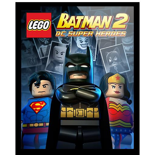 Icon Lego Batman Dc Super Heroes