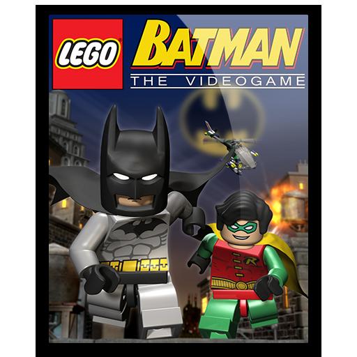 Icon Lego Batman The Videogame