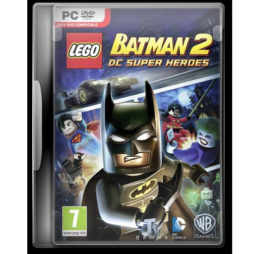 Lego Batman Dc Super Heroes Icon