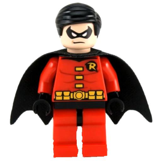 Lego, Robn