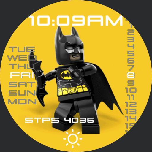 Lego Batman For Huawei Watch