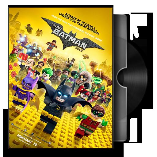 The Lego Batman Movie Folder Icon