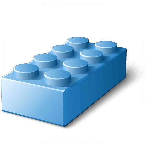 Iconexperience V Collection Building Block Icon