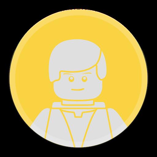 Lego Starwars Icon Button Ui