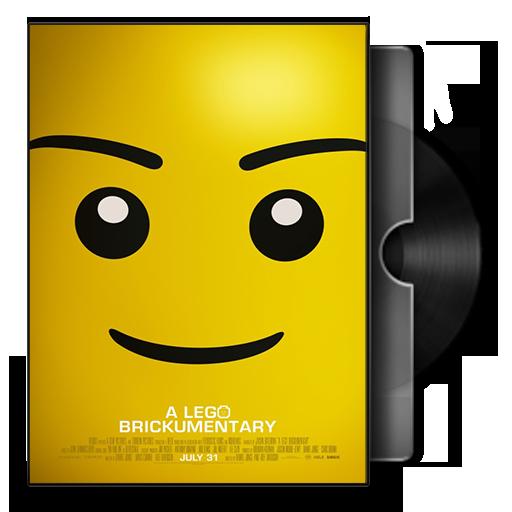 A Lego Brickumentary Folder Icon