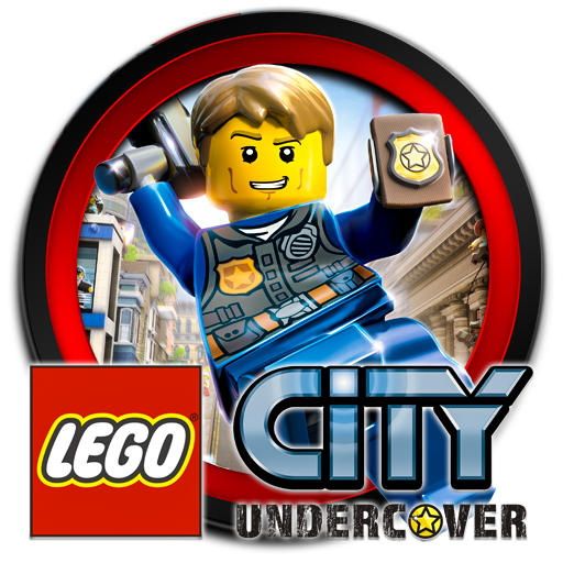 Pin Lego City Undercover Icon Images
