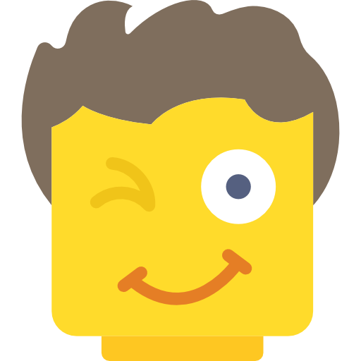 Emotion, Interface, Smiling, Emoticon, People, Wink, Face, Smiley