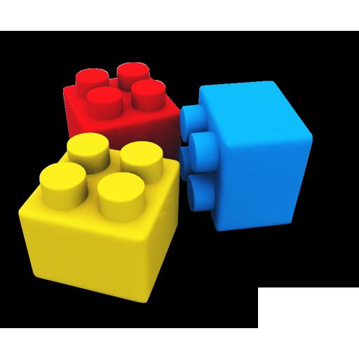 Colored Legos, Multicolor Lego, Raznotcvetnoe Lego