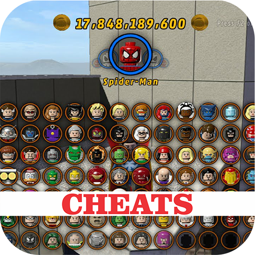 Cheats For Lego Marvel Heroes Apk