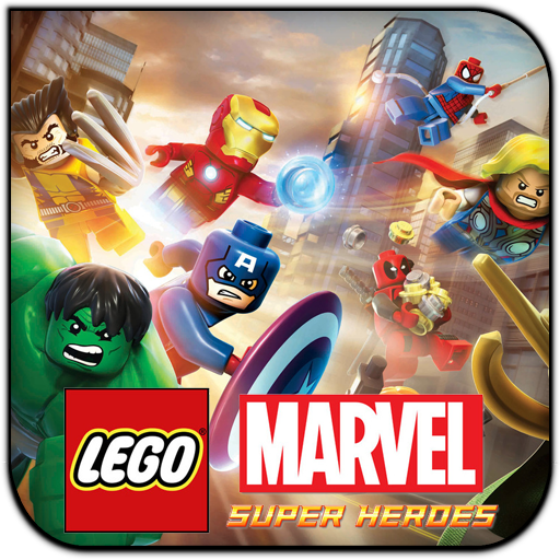 Lego Marvel Superheroes 2 Icon at GetDrawings com   Free
