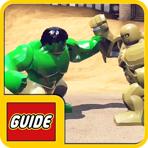 Proguide Lego Marvel Superhero Apk Download From Moboplay