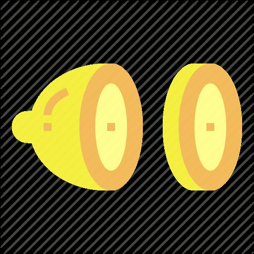 Citrus, Diet, Fruit, Lemon Icon