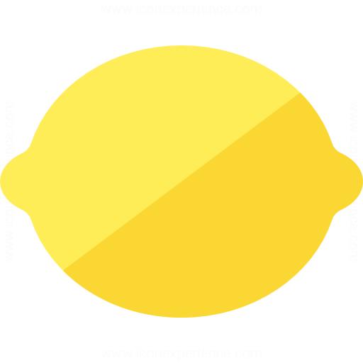 Iconexperience G Collection Lemon Icon
