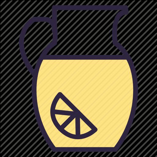 Carafe, Decanter, Drink, Food, Lemonade Icon