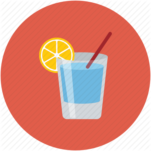 Drink, Juice, Lemonade, Refreshing Icon